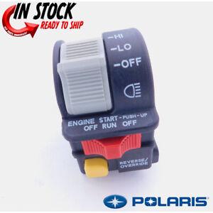 OEM 1999 2000 2001 Polaris Xplorer Xpedition 325 400 425 Left Handle Bar Switch