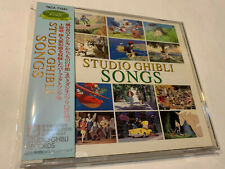 STUDIO GHIBLI songs collection score themesa animation ANIME OST CD SOUNDTRACK