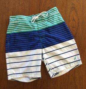 Men\u2019s Small Nautica Competition Swim Trunks