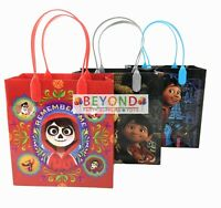 Disney Coco Goody Bag Party Goodie Gift Birthday Candy Bags 12pc
