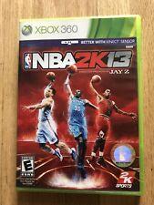 NBA 2K13 For Xbox 360 Basketball Complete