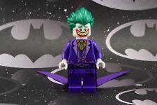 Lego Mini Figure Batman Movie THE JOKER from Set 70908 The Scuttler New