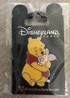 PIN Disneyland Paris WINNIE & PORCINET / Piglet OE