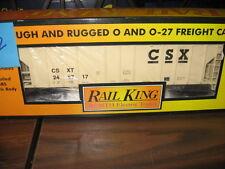 MTH Rail King #30-75482 CSX PS-2 Discharge Hopper Car LNIB
