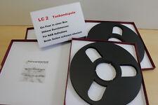 "Tonbandspule 10,5""  -2erPack- f. Revox, Studer, Tascam, AKAI -Art-Nr. LC2HD"