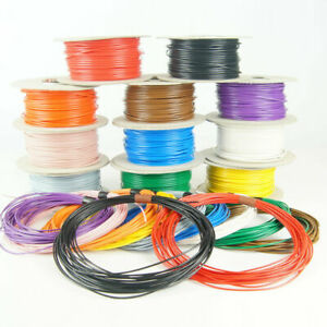 6.0MM TRI RATED CABLE 100M WHITE BROWN YELLOW ORANGE BLUE GREY