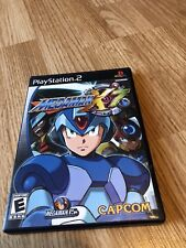 Mega Man X7 (Sony PlayStation 2, 2003) PS2 BA4