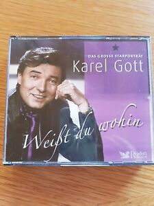 Karel Gott Weißt du wohin CD