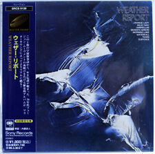 WEATHER REPORT - Weather Report - CD JAPAN Mini LP OOP