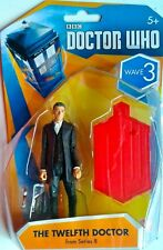 DOCTOR WHO The Twelfth Doctor Action Figure - Peter CAPALDI - Wave 3 - BRAND NEW