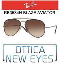 Occhiale da Sole RayBan BLAZE AVIATOR RB 3584N 004/13 58mm FLAT Ray Ban Limited