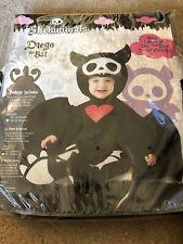 Skelanimals Diego the Bat Infant Halloween Costume