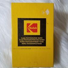 Nib- 100 Kodak Kodabromide F-2 Double Weight Post Cards Photographic Paper