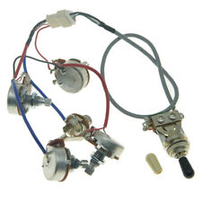 Genuine LP Pickups Wiring Harness with Full Size Pots for Epiphone Les Paul