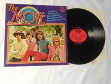 The Move **The Move** 1st Press LP featuring Hello Susie/Kilroy Was Here & More