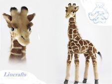 Giraffe Standing Plush Soft Toy by Hansa 3429