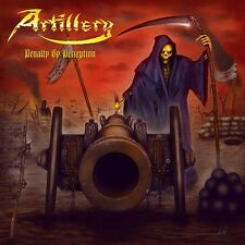 Artillery - Penality By Perception [New CD]