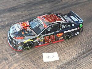 2014 Dale Earnhardt Jr National Guard Superman Color Chrome 1:24