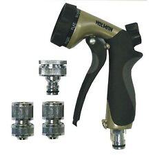 Holman 12mm 5 Piece Multifunction Metal Hose End Trigger Gun Set