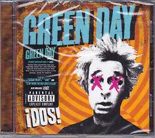 CD ♫ Compact disc **GREEN DAY ♦ DOS ♦ iDOS!** nuovo sigillato
