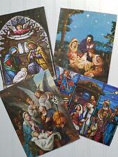 Blessed Art Thou ~ Nativity Catholic Religious Advent Calendar w/Doors