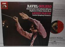 ASD 3912 Ravel Bolero London Symphony Orchestra Andre Previn