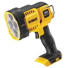 DeWalt Dcl043 18V Xr Jobsite Led Spotlight Worklight/ Body Only