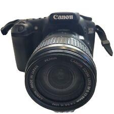 Canon EOS 20D 8.2MP Digital SLR Camera - Black (Kit w/ EF-S IS USM 17-85mm Lens)