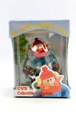 Santa Claus Christmas Ornament The Island of Misfit Toys 1999 CVS Enesco Rudolph