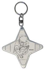 Naruto Kakashi Weapon Metal Keychain Official Licensed Ge3569