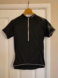 Cannondale cycling jersey Black Women's Size S