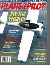 Plane & Pilot Magazine August 1993 Ocean Crossing Special Course, Hypoxia Tech