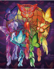 Butterfly Lenticular 3D Picture Insect Poster Painting Home Decor Wall Art Decor