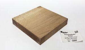 Woodturning Oak Section Crafting Wood Fine Wood Knife Handle Noble Wood 1005