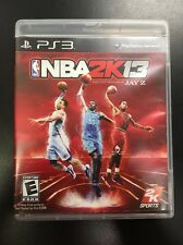 NBA 2K13 - Used PS3, PlayStation 3 Game
