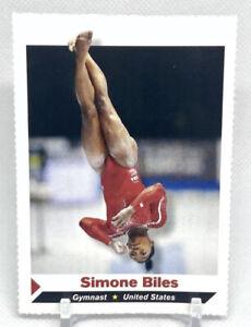 SIMONE BILES 2013 Sports Illustrated Kids SIFK USA Olympic Gymnastics ROOKIE