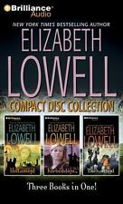 Elizabeth Lowell CD Collection 4