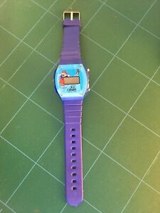 Nintendo Super Mario Bros. 1989 Ice Capades Watch Rare Limited Production Mint