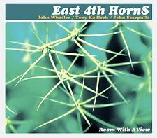 Audio CD Room With a View - East 4th Horns - Free Shipping