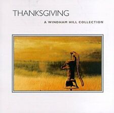 Thanksgiving-A Windham Hill Co - Thanksgiving-A Windham Hill (1998, CD NEUF)