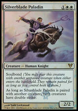 1x FOIL PROMO Silverblade Paladin Avacyn Restored MtG Magic White Rare 1 x1 Card
