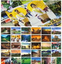 LOTS 30PCS Chieng mai City Postcards Travel Landscape View Thailand Card Bulk