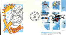 (3gn) FDC 3324a Extreme Sports - House of Far