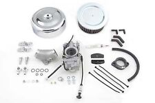 Mikuni HSR-45mm Carburetor Kit For Harley-Davidson