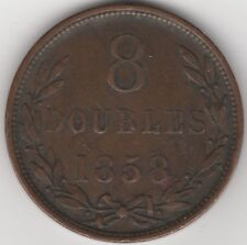 More details for 1858 guernsey 8 doubles  | pennies2pounds (2)