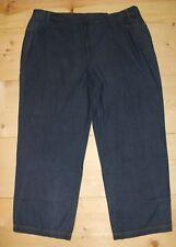 Jaclyn Smith Womens Jeans Plus Size 26w Stretch Waist Blue Denim 44x30 Cotton