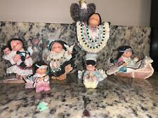 6 piece Enesco Friends of the Feather