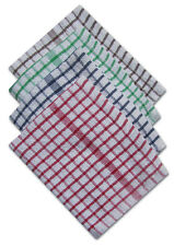 PACK OF 10 LARGE PROFESSIONAL TERRY TEA TOWEL KITCHEN DISH DRYING CLOTH
