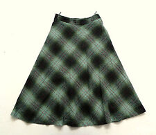 Wool Blend 1970s Vintage Skirts for Women