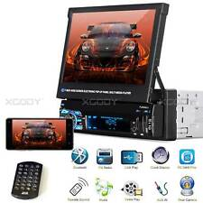 "7"" 1 DIN AUTORADIO STEREO RADIO MP5 MP3 BLUETOOTH FM USB HD MIRROR LINK 9901G DE"